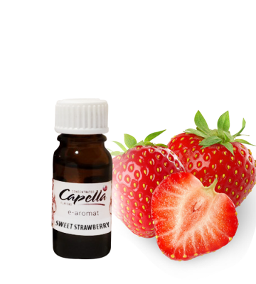 capella-sweet-strawberry-10ml