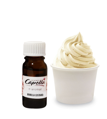 capella-vanilla-custard-10ml