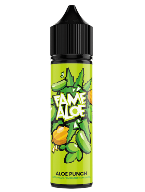 Fame Aloe - Aloe Punch 40ml