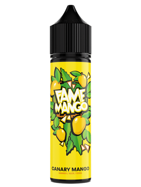 Fame Mango - Canary Mango 40ml