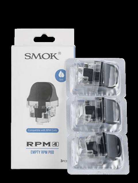 Smok RPM4 wymienny kartridż (RPM/LP2) 3szt.
