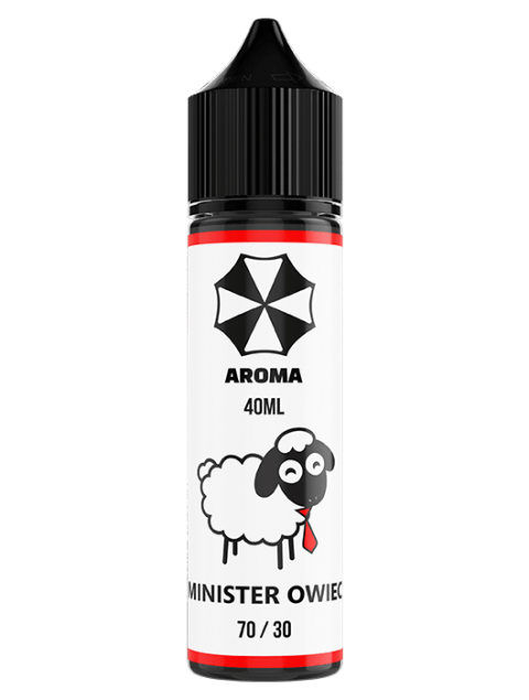 AROMA Premix - Minister Owiec 40ml
