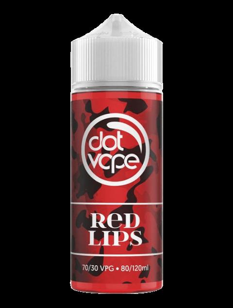 DotVape - Red Lips 80ml
