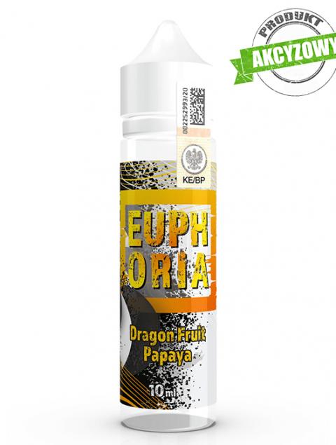 EUPHORIA Longfill - Dragonfruit Papaya 10ml