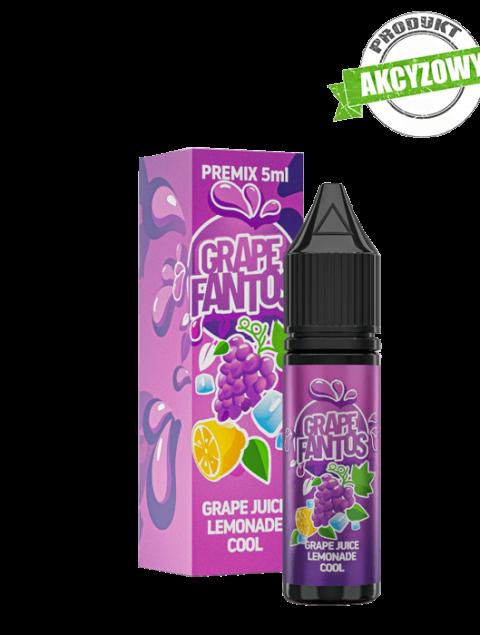 Fantos Premix - Grape 5ml