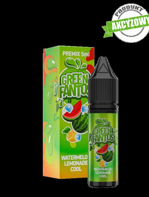 Fantos Premix - Green 5ml