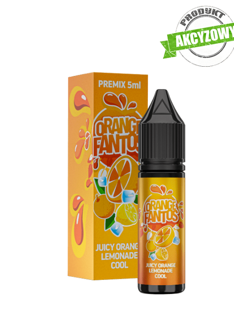 Fantos Premix - Orange 5ml
