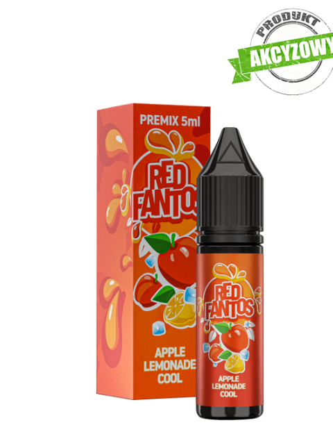 Fantos Premix - Red 5ml