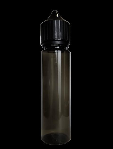 Butelka typu Gorilla 60ml - Czarna
