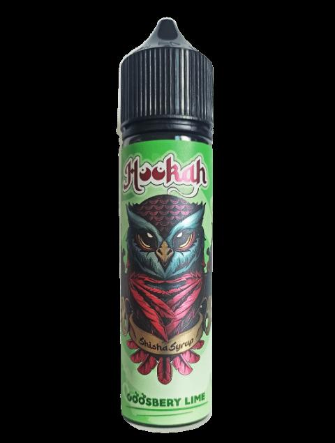 Hookah - Gooseberry Lime 40ml /Melasa do tytoniu i shishy/