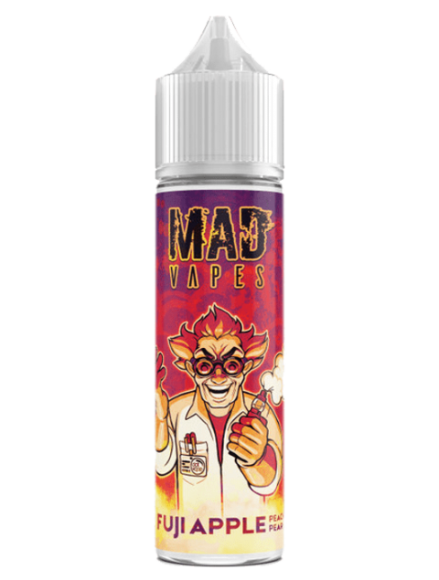 Mad Vapes - Fruit Fuji Apple Peach Pear 40ml