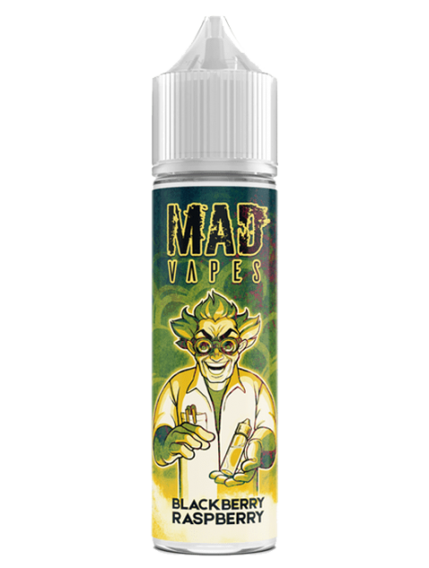 Mad Vapes - Blackberry Raspberry 40ml