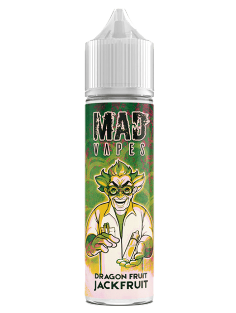 Mad Vapes - Dragonfruit Jackfruit 40ml