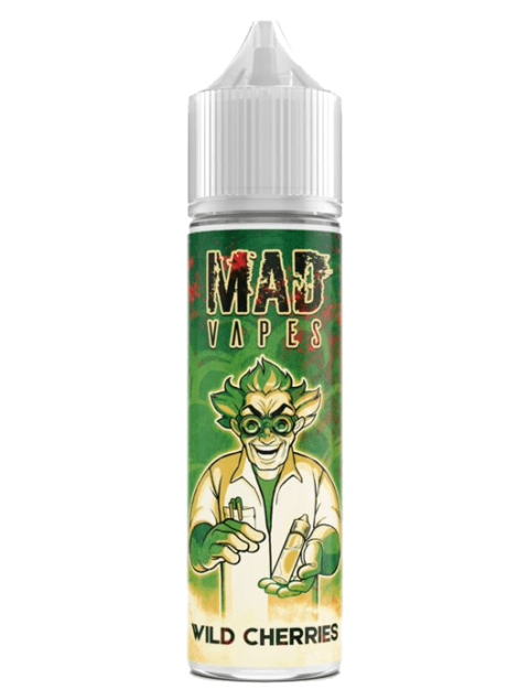 Mad Vapes - Wild Cherries 40ml