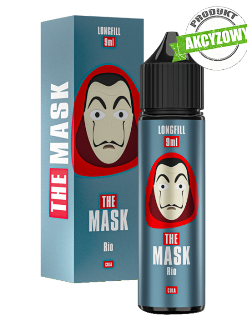 The Mask Longfill - Rio 9ml
