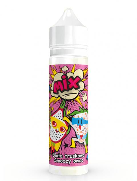 MIX - Biała Truskawka Smoczy Owoc 40ml /Aromat do tytoniu/