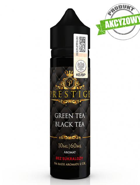 Prestige Longfill - Green Tea Black Tea 10ml